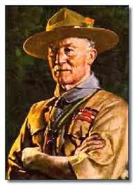 LORD ROBERT STEPHENSON SMYTH BADEN POWELL OF GILWEL