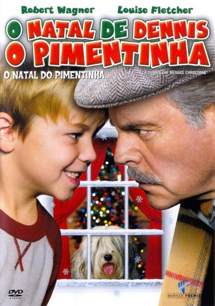 O Natal de Dennis o Pimentinha – Dublado