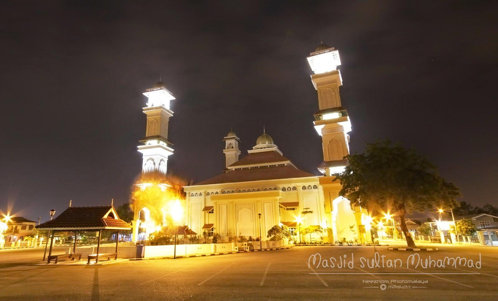Masjid Sultan Muhammad, Bukit Besar