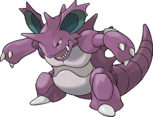 pokemon, nidoking