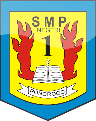 Logo SMP 1 Ponrogo