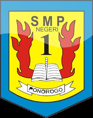 Logo SMP 1 Ponrogo