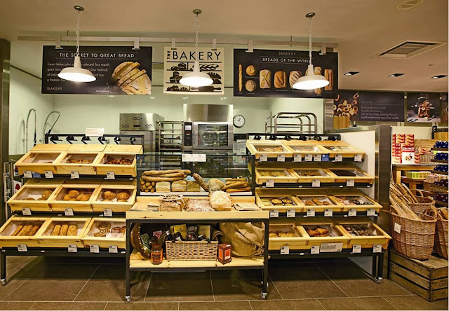 Marks & Spencer, Suria KLCC, shopping mall, kuala lumpur, shopping, food beverages, food, bakery, bread, pastries, cakes