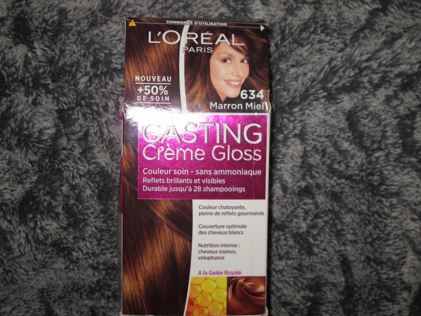coloration loreal casting creme gloss 634 - Coloration Casting Crme Gloss