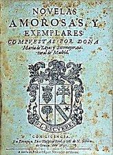 Lectura de las novelas de María de Zayas