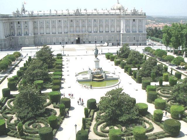 Viajero turismo qu hacer y visitar en madrid for Jardines que visitar en madrid