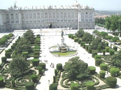 Palacio Real - Madrid - que visitar