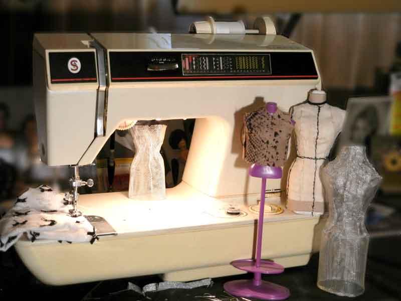 cvs sewing machine