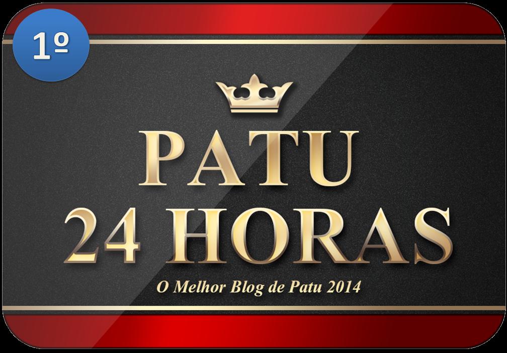 ENQUETE MELHOR BLOG DE PATU 2014