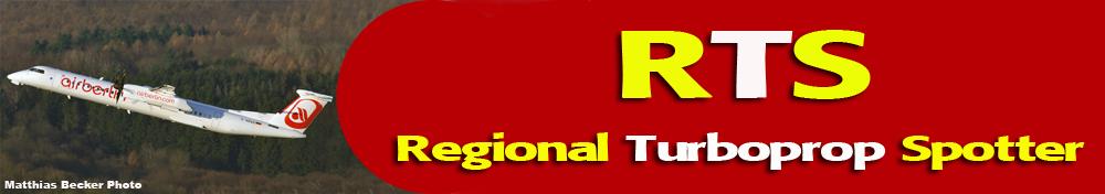 Regional Turboprop Spotter