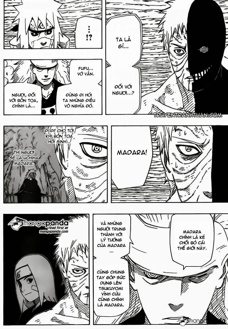 Naruto - Chapter 665 - Pic 7