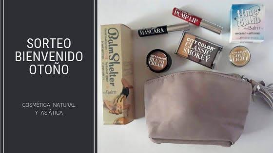 SORTEO BIENVENIDO OTOÑO