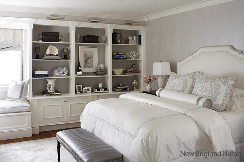 Jodie carter design serene bedrooms for New england bedroom
