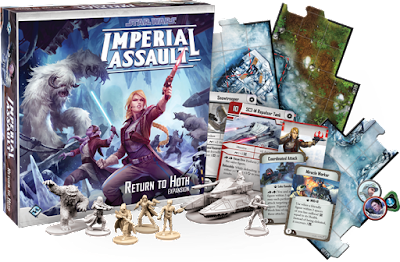 Imperial Assault Return to Hoth Expansion