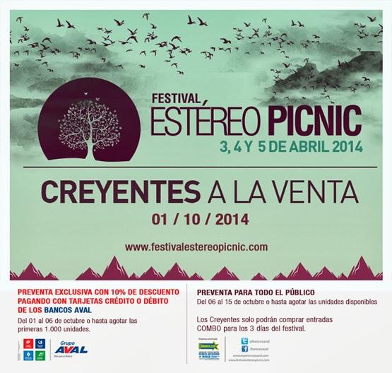 Festival-Estéreo-Picnic-2014-anuncia-pre-venta-Creyentes