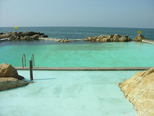 Arquitectura espectacular piscinas des mares for Piscinas oporto