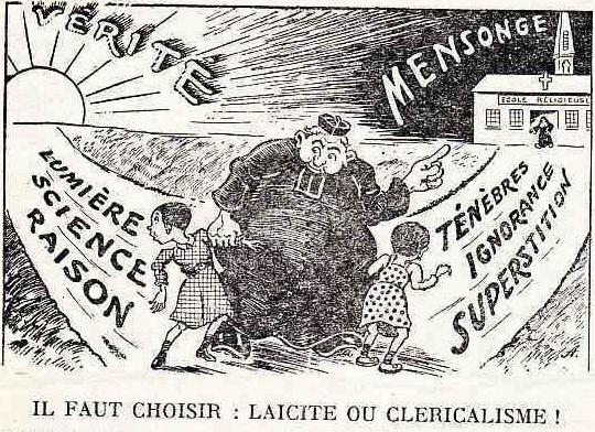 Expliquer la laïcité française à mes amis hors de France