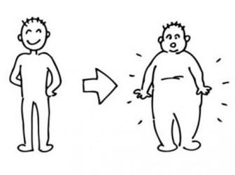 Que significa soñar con engordar