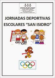 Jornadas Deportivas de San Isidro 2014 - Inscripciones