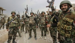 the battle for homs
