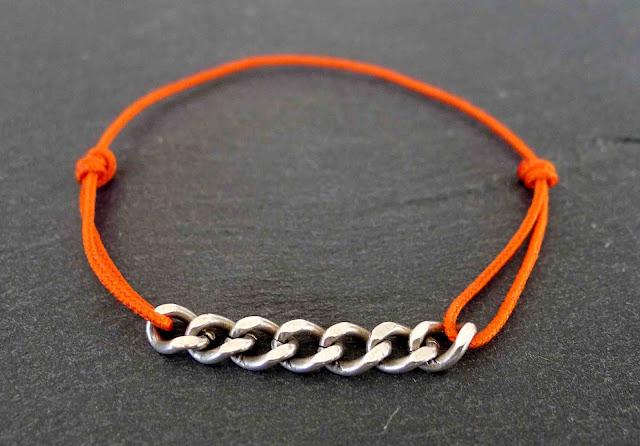 silver friensdhip bracelet