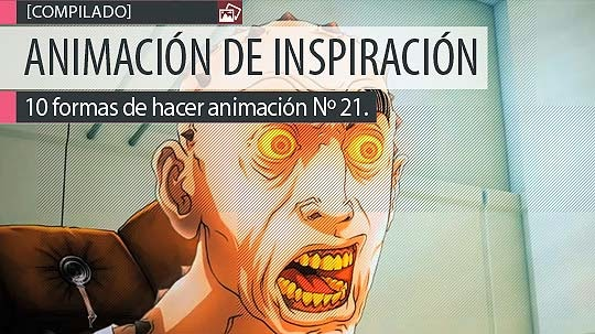 Animación. 10 formas de hacer animación Nº 21