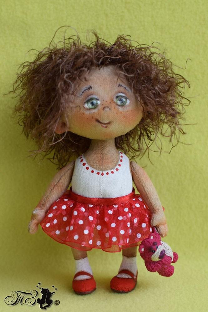 Миниатюрная кукла своими руками фото 107