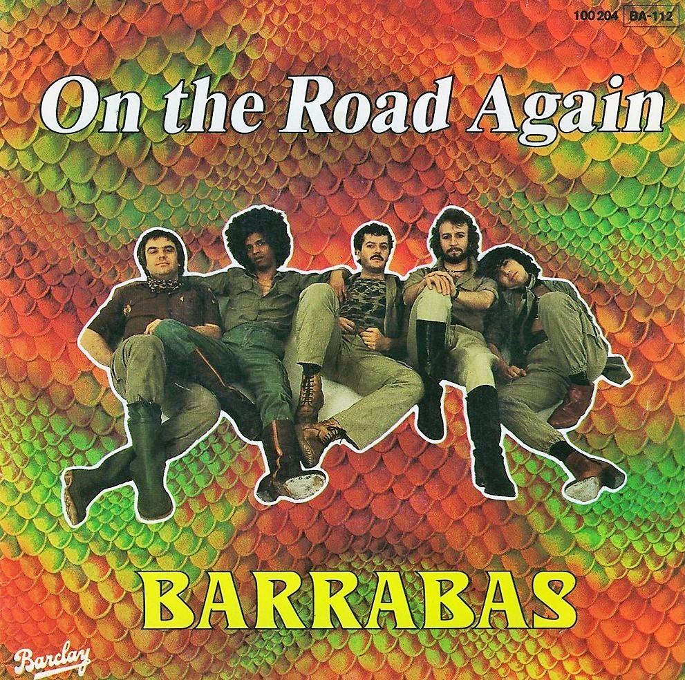 Barrabas On The Road Again