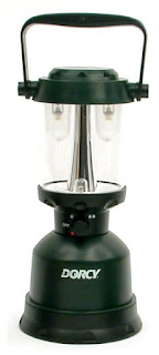 Dorcy Twin Globe Lantern