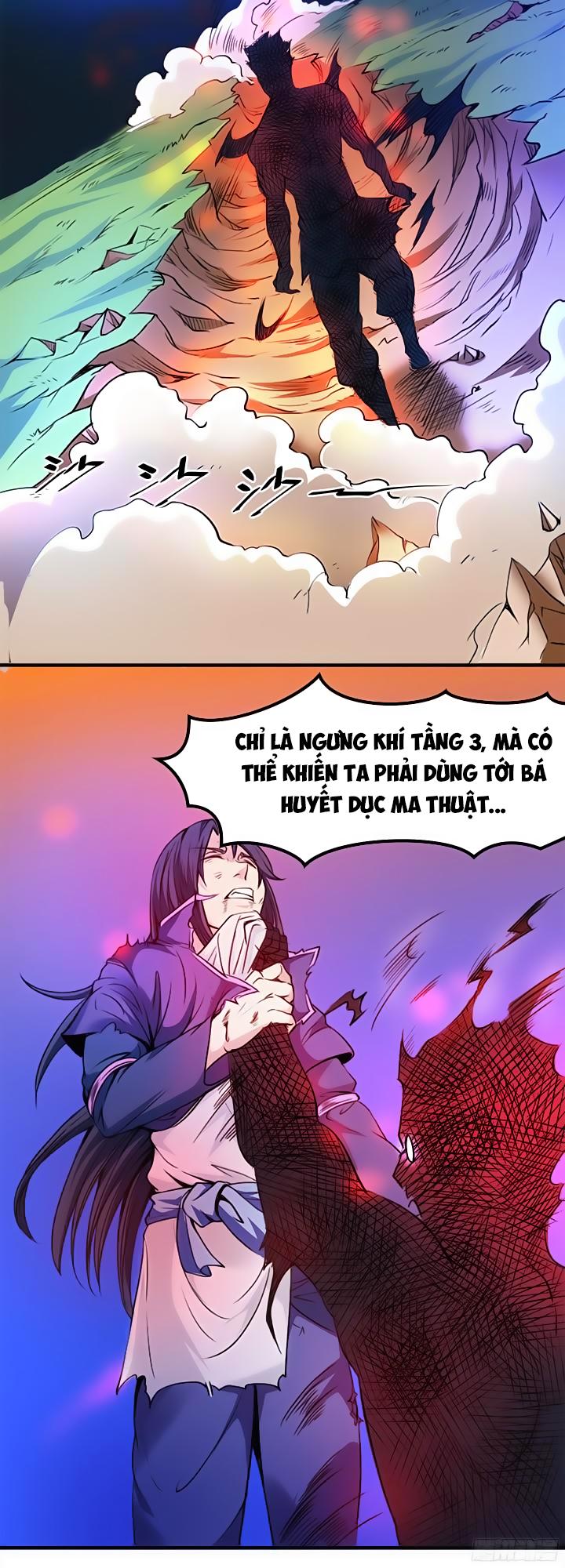 Lâm Phi Truyện - Chap 6