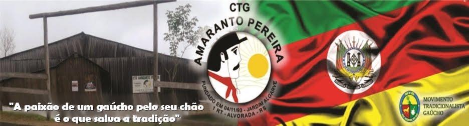 CTG Amaranto Pereira