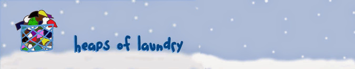 Heaps of Laundry