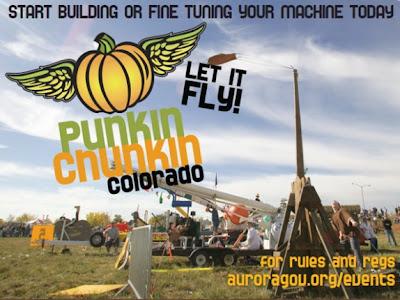 Punkin Chunkin Colorado