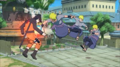 Free Download Naruto Shippuden: Ultimate Ninja Storm – Revolution [Codex] For PC