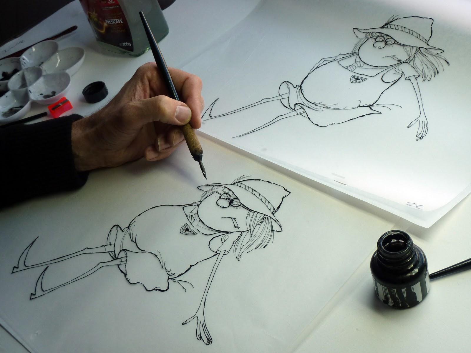 Как сделать рисованный мульт