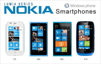 Harga Nokia Lumia Baru dan Bekas