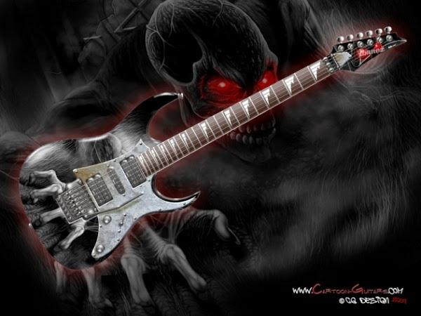 ảnh guitar đẹp