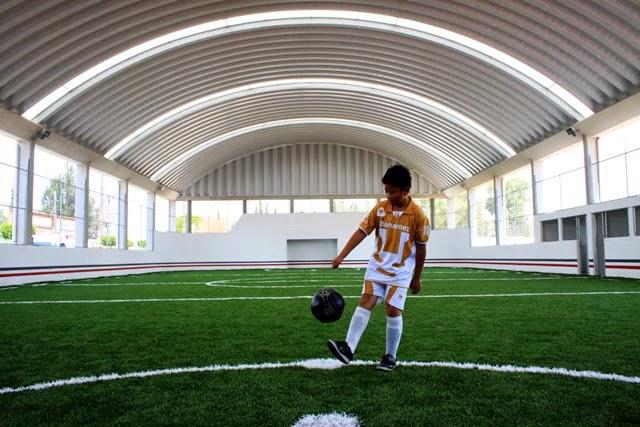 deportiva vidrieros que beneficiará a más de 5 mil personas de por