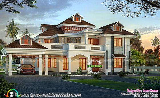 3300 sq-ft house plan