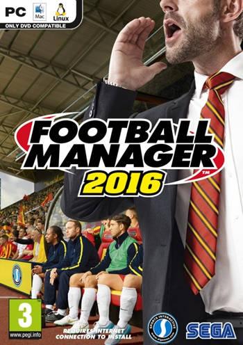 Football Manager 2016 PC Game Español