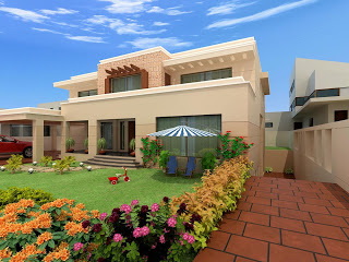 Pakistan modern homes designs, pakistani house design