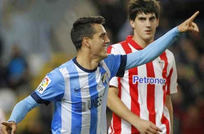 Malaga vs Athletic Club en vivo
