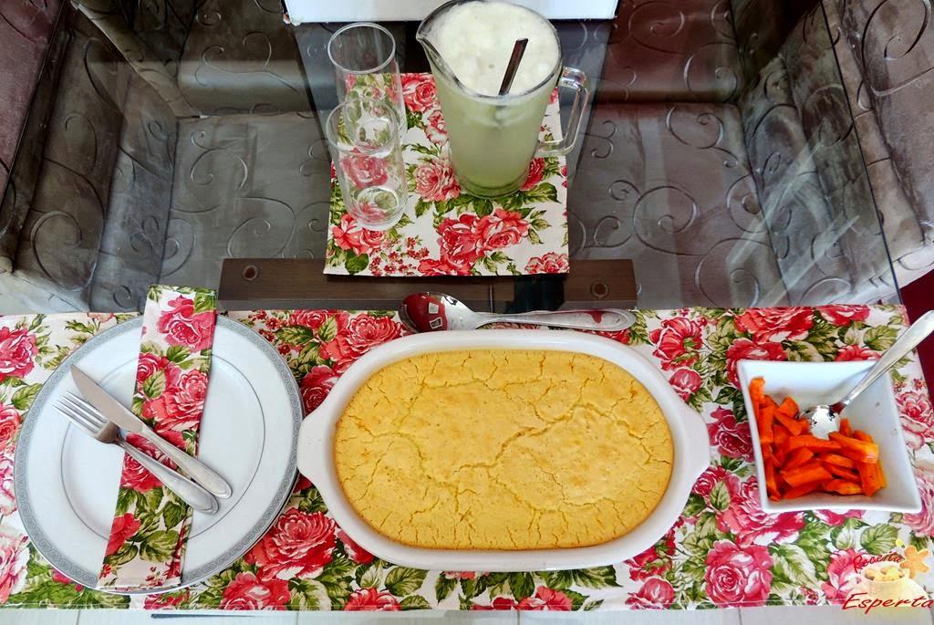Torta de Frango sem Gluten e sem Lactose