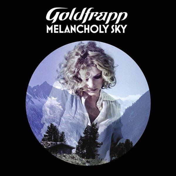 Goldfrapp - Melancholy Sky - Single Cover