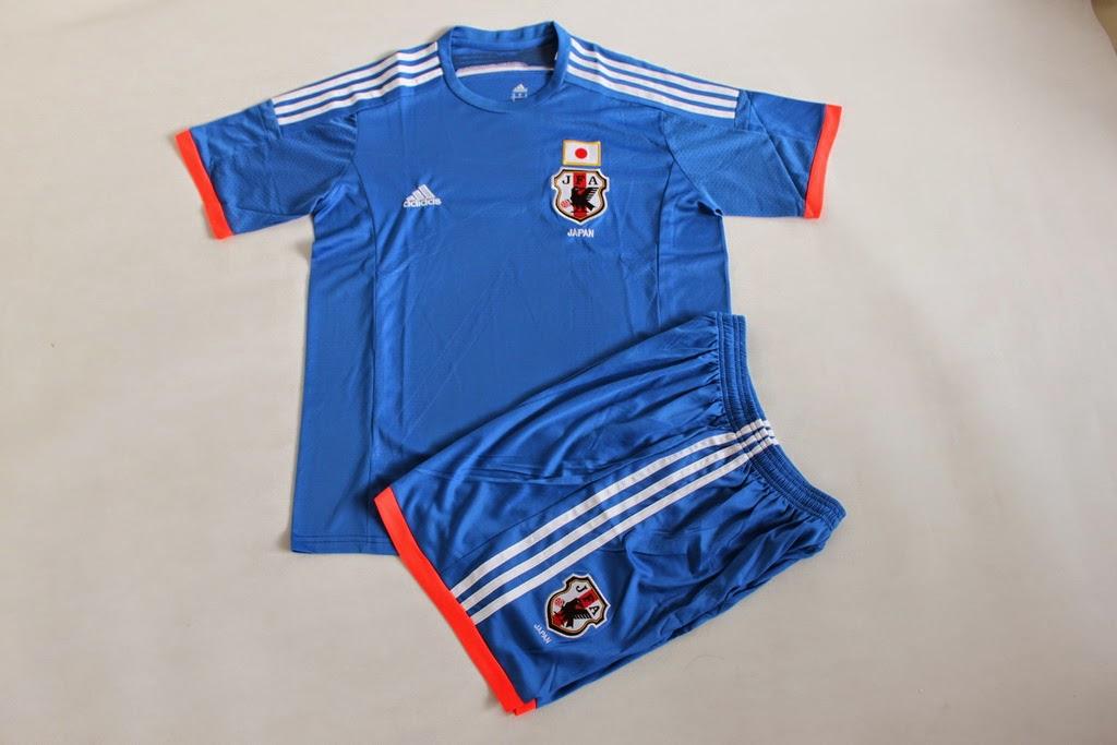 Grosir Baju Bola Jersey Anak dan Dewasa Timnas Jepang Home Piala Dunia
