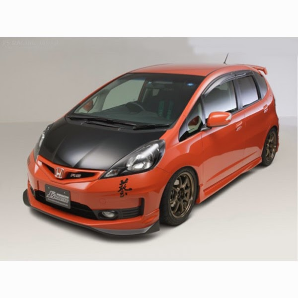 Body Kit Honda Jazz RS J's Racing 2011-2014