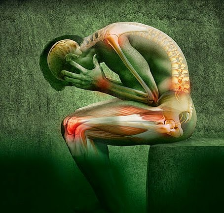 Body awareness — when to power through or stop for pain