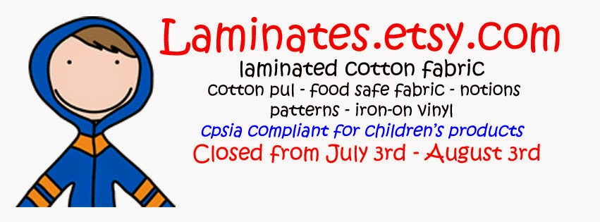 Just Laminates - Laminated cotton fabric and more