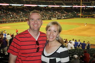 Arizona Diamondbacks game 2011