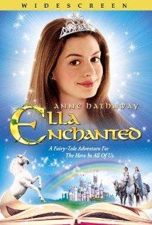 ella enchanted review book